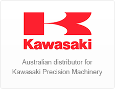 Australian Distributor for Kawasaki Precision Machinery