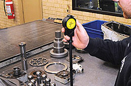 Hydraulic repairs and assessments
